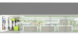 Cycle shop concept